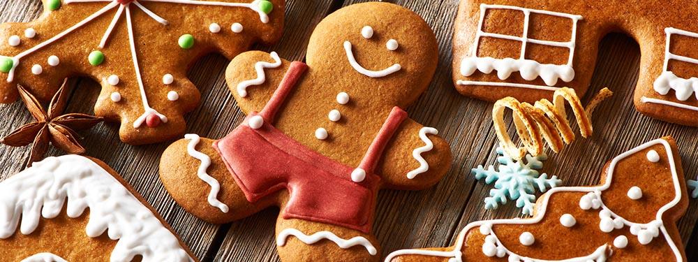 Photo de biscuits de Noël