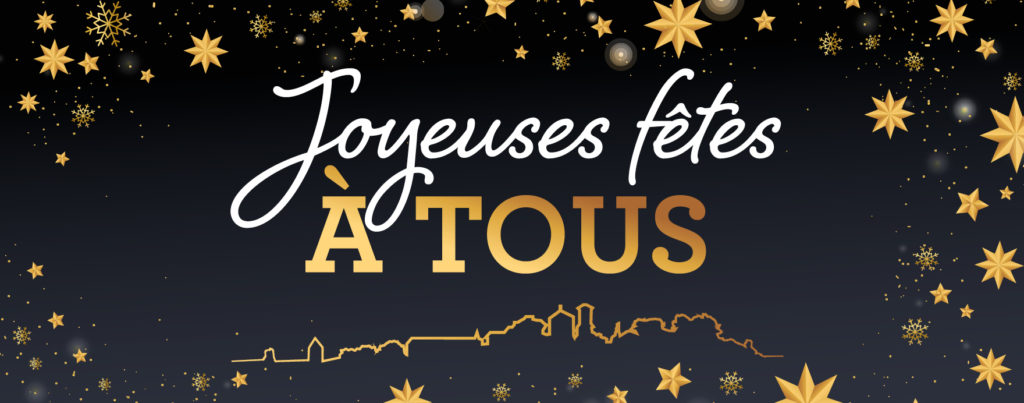 Illustration joyeuses fêtes !!!