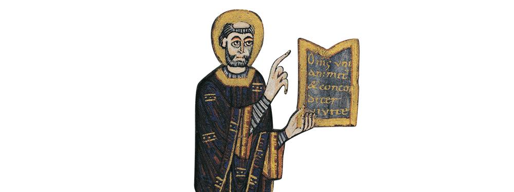 Représentation du Saint-Césaire d'Arles