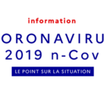 Texte information coronavirus