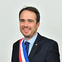 Photo d'Arnaud Mercier, Maire de Venelles