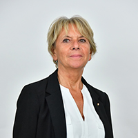 Photo de Dominique Allibert, déléguée au Conseil Municipal
