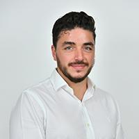 Photo de Thibault De Maria, délégué au Conseil Municipal