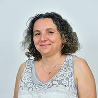 Photo de Virginie Ginet, déléguée au Conseil Municipal