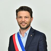 Photo de David Thuillier, adjoint au Conseil Municipal