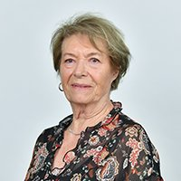 Photo de Gisèle Geiling, déléguée au Conseil Municipal