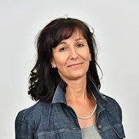 Photo de Sylvie André, déléguée au Conseil Municipal
