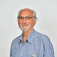 Photo de Serge Emery, délégué au Conseil Municipal