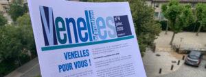 Photo du Venelles informations n°4