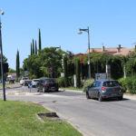 Photo de l'avenue Maurice Plantier