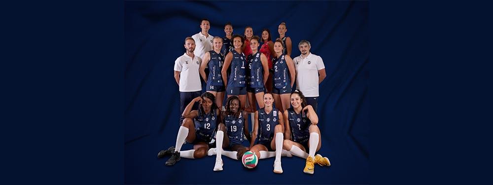 Photo de l'équipe du PAVVB - saison 2020/2021