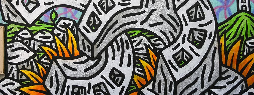 Photo de l'oeuvre Lapinture de Speedy Graphito