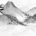 Peinture japonaise Sumi-e