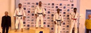 Mickael Garnier du JCV sacré Champion de France du Jujitsu Fighting
