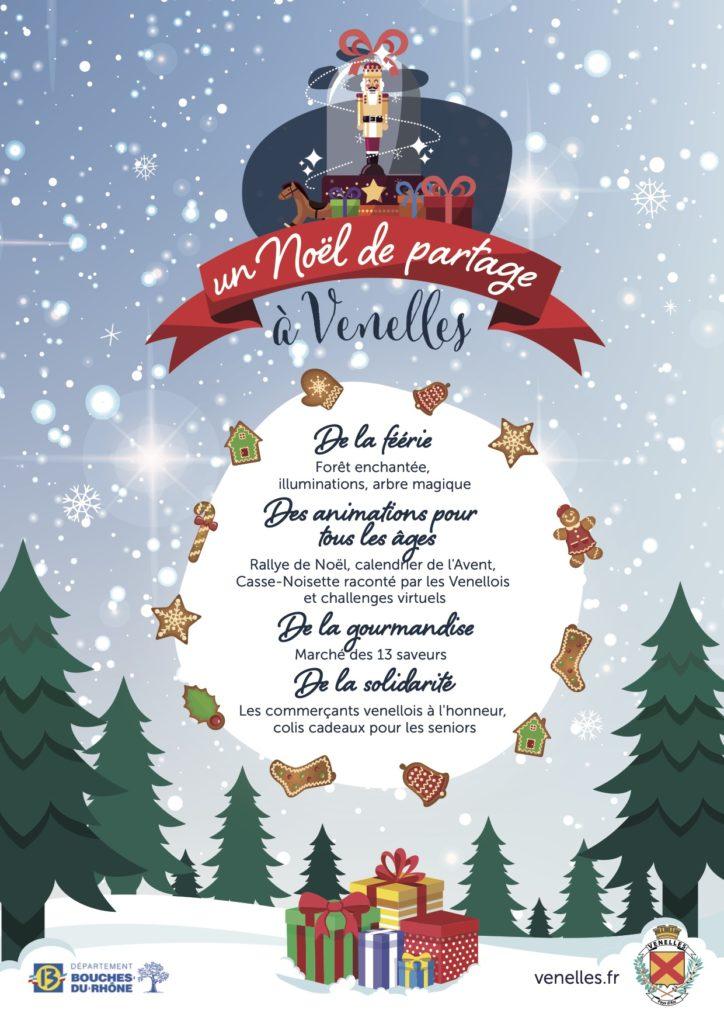 Affiche de Noël 2020
