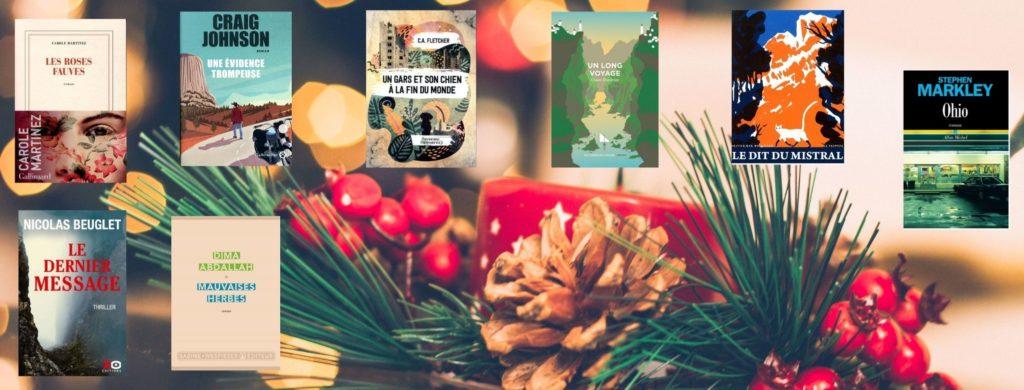 Sélection de livres à offrir pour Noël