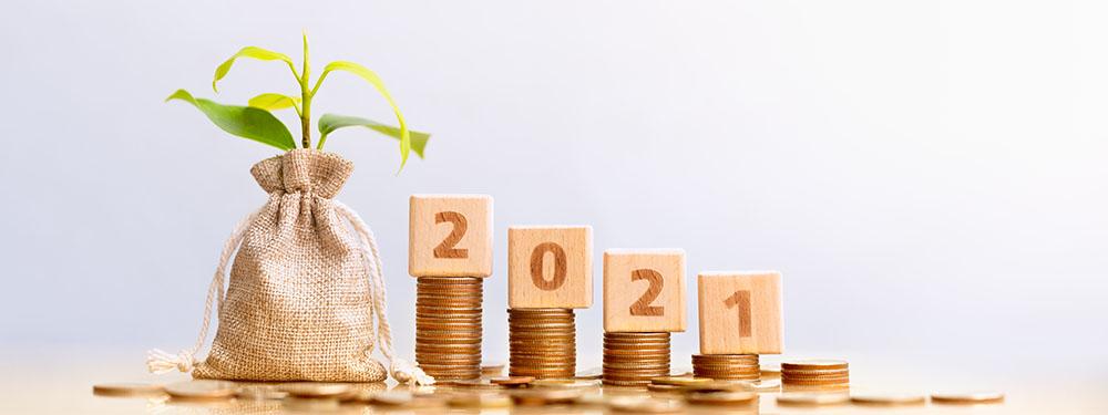 Photo montrant le budget 2021