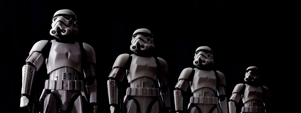Photo de storms de Star Wars
