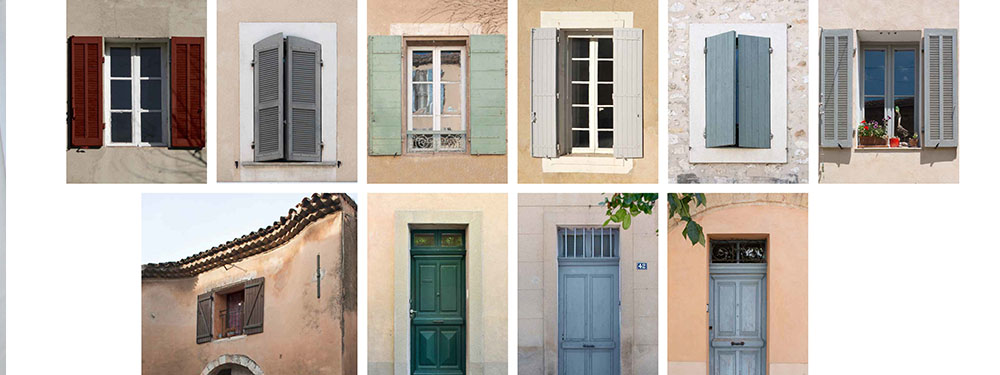 Photo de façades