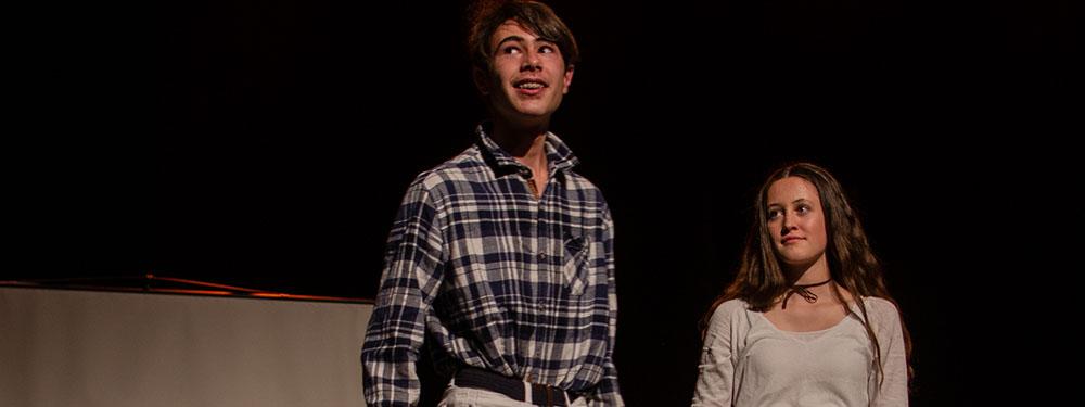 Photo du spectacle Forrest Gump