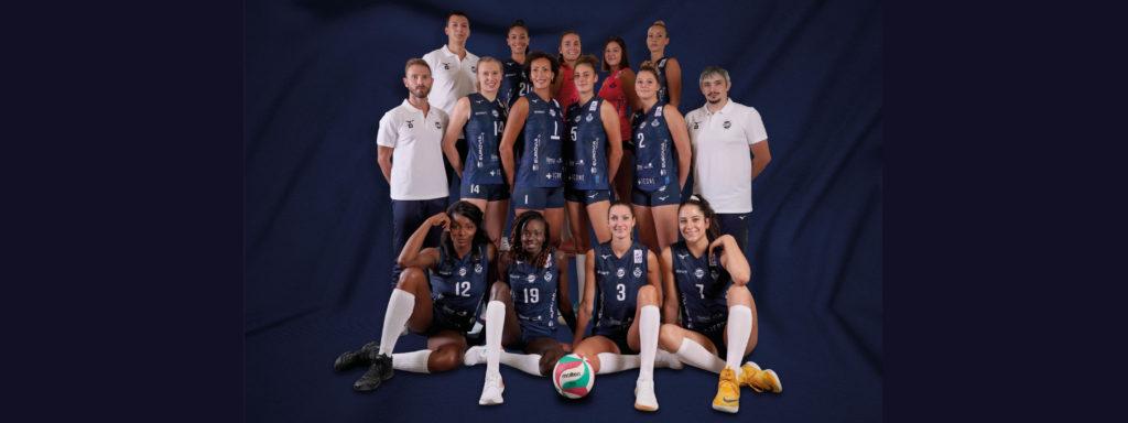 Photo de l'équipe du PAVVB 2020