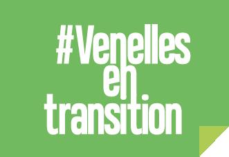 Logo Venelles en transition