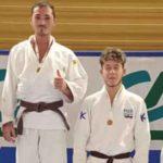 Photo des médaillés du Judo club venellois lors du championnat régional Judo du 11 octobre 2021